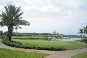 photo of practice green